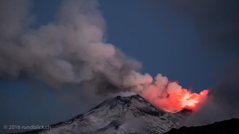 Eruption Voragine