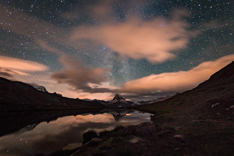 Matterhorn, Stellisee