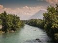 Aare zwischen Thun und Bern