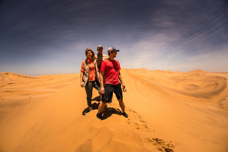 Desert Heroes