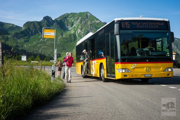 Natur- und Sportbus Gantrisch (Bus Alpin)