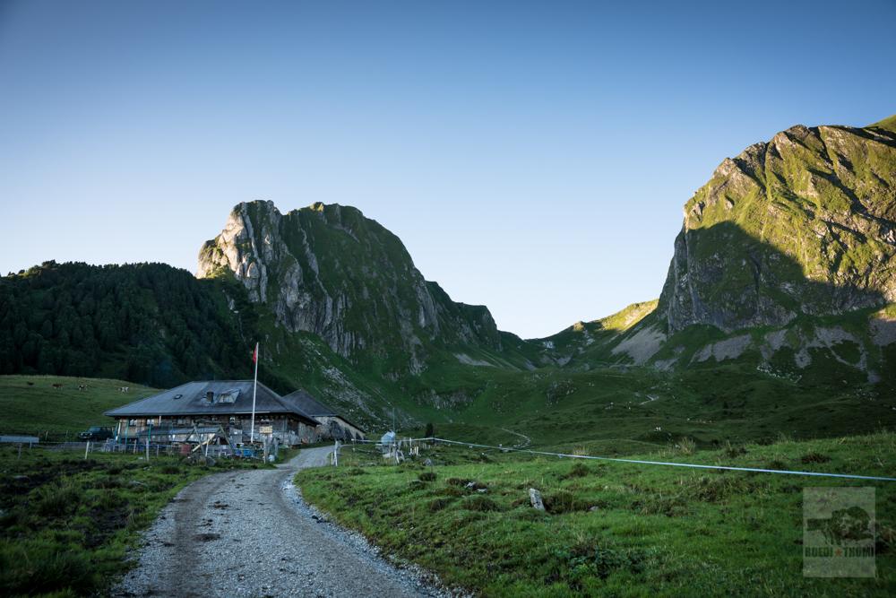 Alp Obernünenen, Leiterenpass