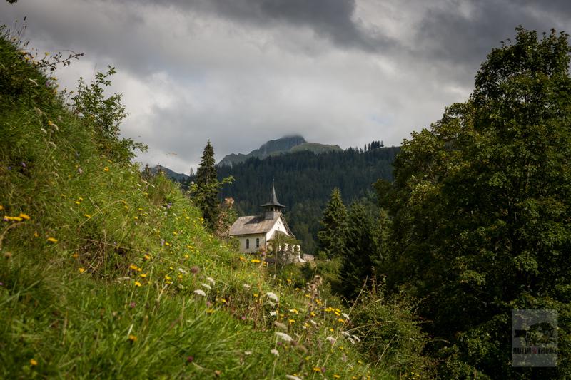Kirche Sangernboden