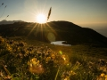 Sonnenuntergang Walalp