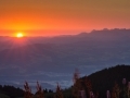 Sonnenaufgang Selibüel