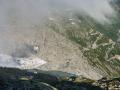 Vlies an Rhonegletscher VS