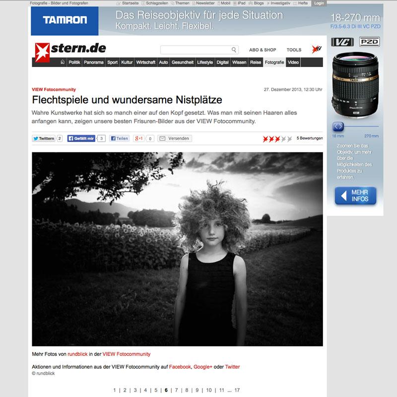 Fotostrecke auf STERN.DE