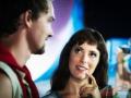 Iréna Flury (Julia), Dirk Jonston (Romeo)