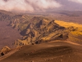 Eselsrücken und Valle del Bove (Aetna)
