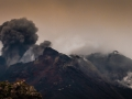 Explosion NE Krater